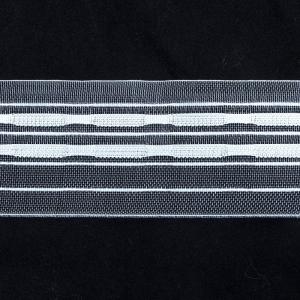 Тесьма шторная 607-0 ширина 60 мм (50 м)
