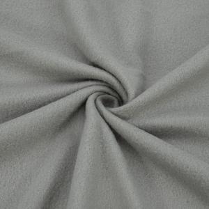 Ткань на отрез флис цвет Светло-серый