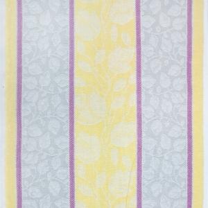 Ткань на отрез полулен полотенечный 50 см Жаккард 1/136/108