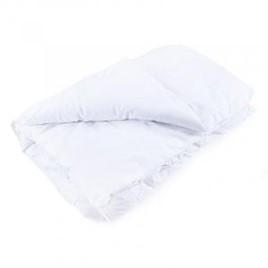 Одеяло Овечья шерсть 150 гр/м2 чехол хлопок 140/205 см эконом