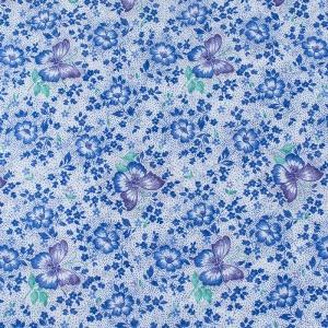 Ткань на отрез ситец белоземельный 80 см 9369
