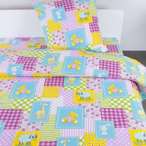 Детское постельное белье из бязи Шуя 1.5 сп 93461 ГОСТ