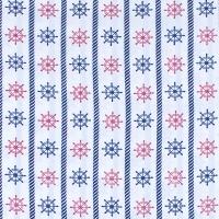 Ткань на отрез бязь плательная 150 см 1719/2 цвет красный