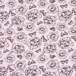 Ткань на отрез кулирка 1292-V3