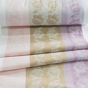 Ткань на отрез полулен полотенечный 50 см Жаккард 1/509/26 сорт 1 601167