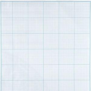 Бумага масштабно-координатная арт. ЛХ.БМК878/40Г ф.878х40 цв. голубой