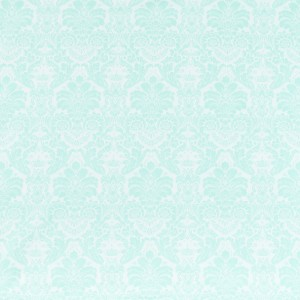 Поплин 220 см 115 г/м2 391А/16 Дамаск цвет мята