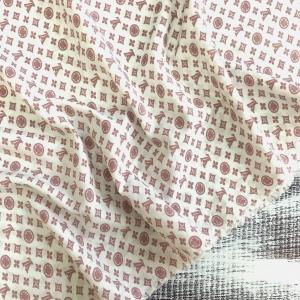 Рубашечная ткань на отрез Элиф LV-5 б/з цвет розовый