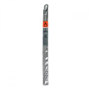 Крючок вязальный тунисский PONY 43205 30 см 3.00 мм