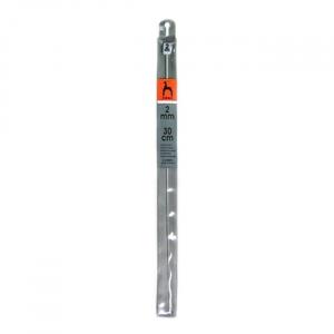 Крючок вязальный тунисский PONY 43201 30 см 2.00 мм