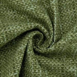Ткань на отрез рогожка 150 см 35007/1 Пестроткань цвет зеленый