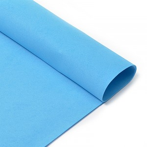 Фоамиран Magic 4 Hobby в листах арт.MG.A045 цв.синий, 1 мм 50х50 см