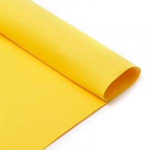 Фоамиран Magic 4 Hobby в листах арт.MG.N027 цв.желтый, 1 мм 50х50 см
