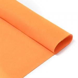 Фоамиран Magic 4 Hobby в листах арт.MG.N028 цв.оранжевый, 1 мм 50х50 см