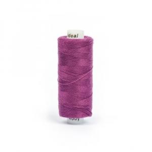 Нитки бытовые IDEAL 40/2 366м 100% п/э, цв.193 фиолетовый