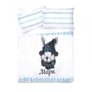 Детское постельное белье Марк 1.5 сп поплин