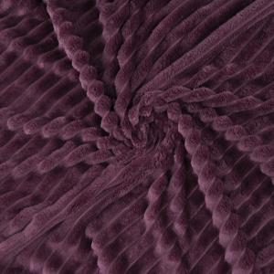Ткань на отрез велсофт Orrizonte 300 гр/м2 200 см 5756 цвет бордовый