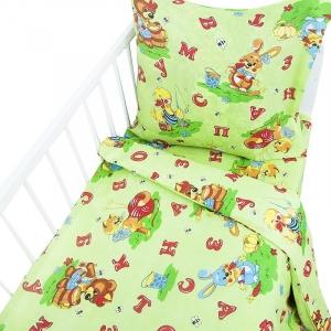 Постельное белье в детскую кроватку Бязь 100 гр/м2 4