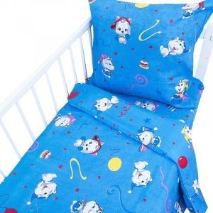 Постельное белье в детскую кроватку Бязь 100 гр/м2 6