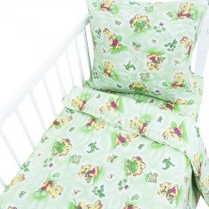 Постельное белье в детскую кроватку Бязь 100 гр/м2 7