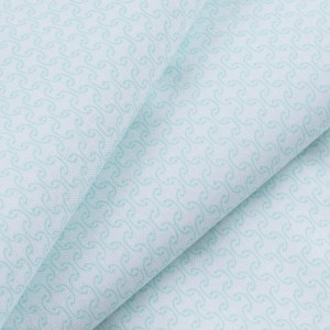 Ткань на отрез перкаль 150 см 13150/3 Сансо цвет мятный