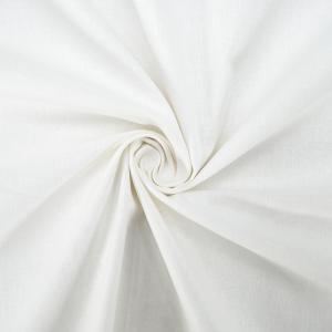 Ткань на отрез бязь отбеленная 140 гр/м2 ГОСТ 220 см