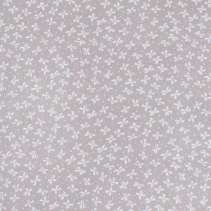 Ткань на отрез бязь плательная 150 см 1738/18 цвет кофе