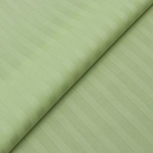 Страйп сатин полоса 1х1 см 160 см 135 гр/м2 цвет 300 салатовый