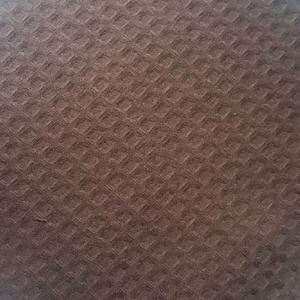 Вафельное полотно гладкокрашенное 150 см 240 гр/м2 15С169 7х7 мм цвет 095 шоколад