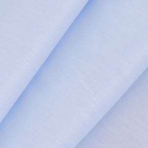 Ткань на отрез Тик 80 см цвет светло-голубой
