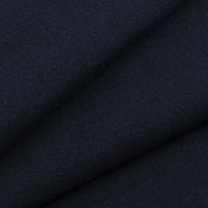 Ткань на отрез футер петля с лайкрой 2408-1 цвет темно-синий