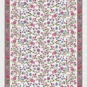 Ткань на отрез рогожка 150 см 499-1 Зара