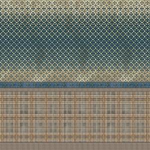 Бязь Премиум 220 см набивная Тейково рис 6888 вид 1 Шардон