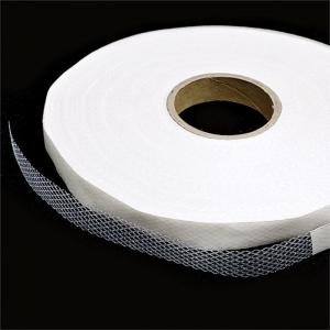 Паутинка -сеточка с бумажным слоем 25мм 50м белая