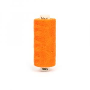 Нитки бытовые IDEAL 40/2 366м 100% п/э, цв.378 оранжевый