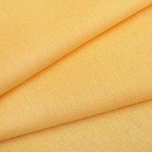 Бязь гладкокрашеная 120 гр/м2 220 см цвет 362 манго