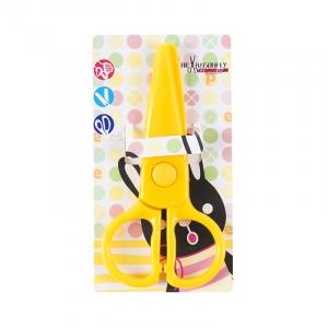Ножницы детские пластик 12см