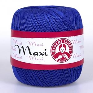 Пряжа Maxi 100% хлопок 100 гр. 565м. цвет 6335