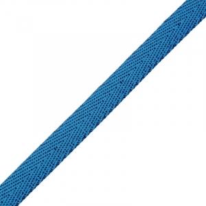 Тесьма киперная 10 мм хлопок 1.8 гр/см цвет 032 синий