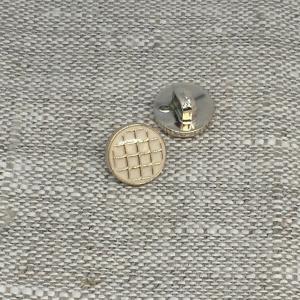 Пуговица ПР204 11 мм бежевая уп 12 шт