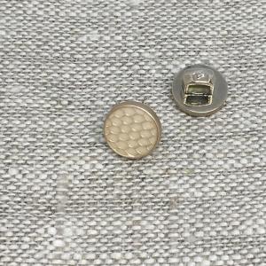 Пуговица ПР205 9 мм бежевая матовая уп 12 шт