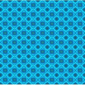 Сатин 80 см набивной арт 540 Тейково рис 5570 вид 2 Карнаби