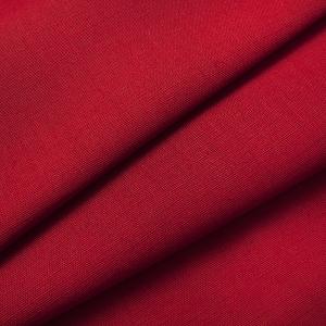 Ткань на отрез полулен 150 см 70015 цвет красный